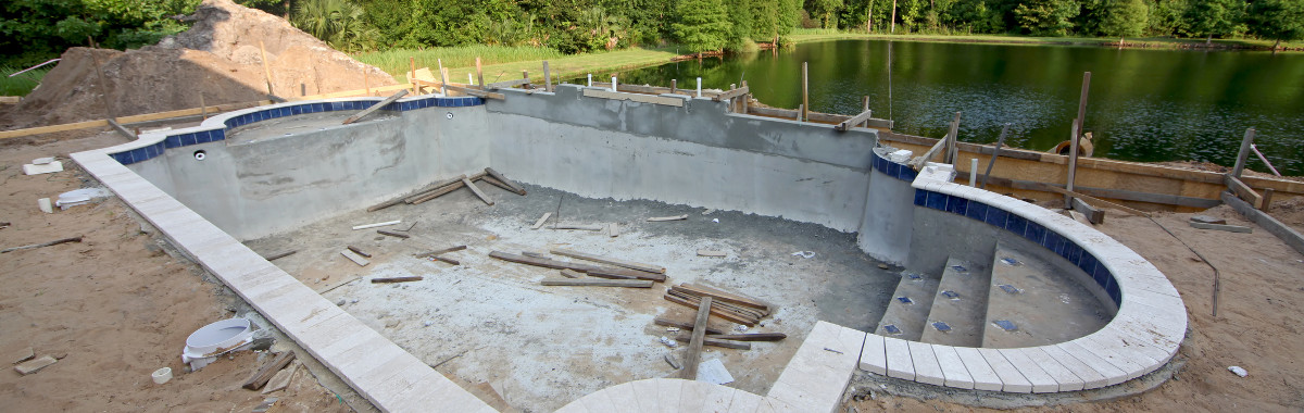 Pool Builder in Lake Norman, North Carolina