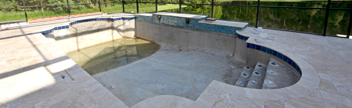 Vinyl Pool Builder in Lake Norman, North Carolina