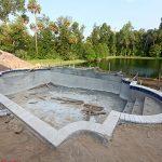 Concrete Pools in Lake Norman, North Carolina