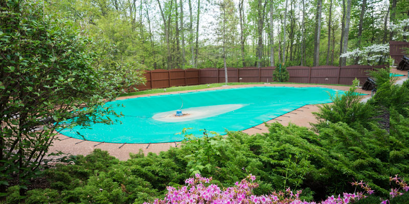 Swimming Pool Liner Replacement in Lake Norman, North Carolina