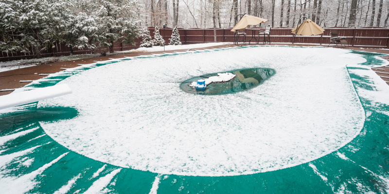 Types of Winter Pool Covers