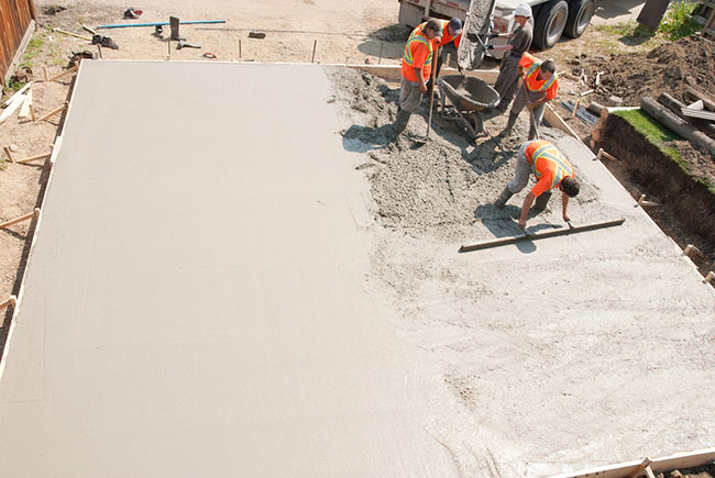 Fall is a Great Time to Complete Your Concrete Paving Projects