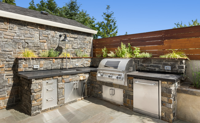 Outdoor Kitchens: Top Trends for 2021
