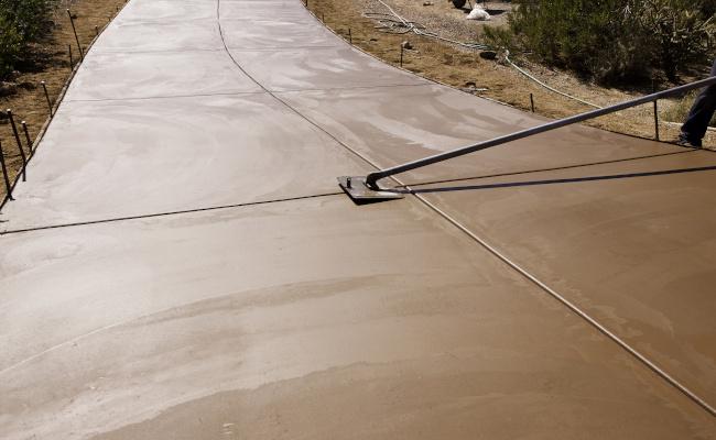 Design Ideas for New Concrete Driveways